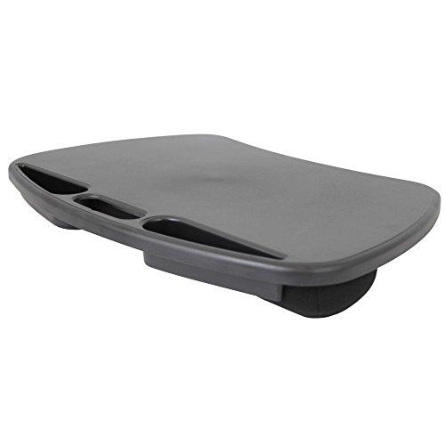 1PLUS Premium Laptopkissen, Knietablett, Kissentablett schwarz