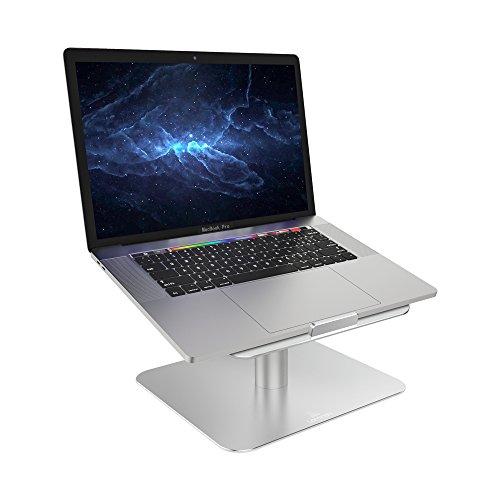 Laptop Ständer, Lamicall Multi-Winkel Notebook Ständer : Universal Halter, Halterung, Stand, Dock für Dell, HP, Samsung, Lenovo andere 10'~17' Notebooks - Silber