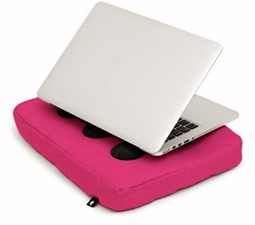 Bosign SURFPILLOW HITECH für Laptop–Pink/Schwarz (262855)